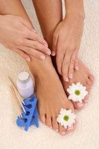 hand en voet verzorging